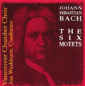 Bach - The Six Motets