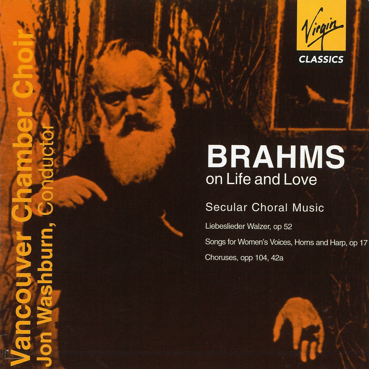 Brahms on Life and Love