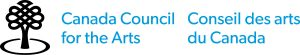 Canada Council for the Arts logo Conseil des arts du Canada