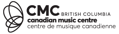 Canadian Music Centre BC logo
