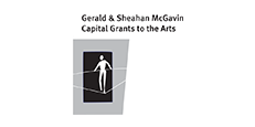 Gerald & Sheahan McGavin Capital Grants to the Arts logo