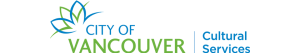 City of Vancouver Cultural Services logo
